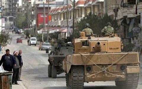 Berpirsekî Emrîkayê : em gengeşa oprasyonekê li gel Tirkiyê nakin