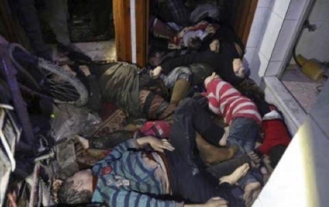 واشنطن تطالب بمحاسبة نظام الأسد لاستخدامه أسلحة كيميائية ضد السوريين