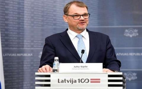 استقالة الحكومة الفنلندية