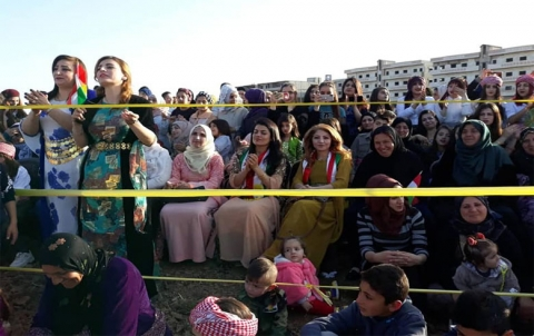 احتفالية اليوم العالمي للمرأة في كركي لكي