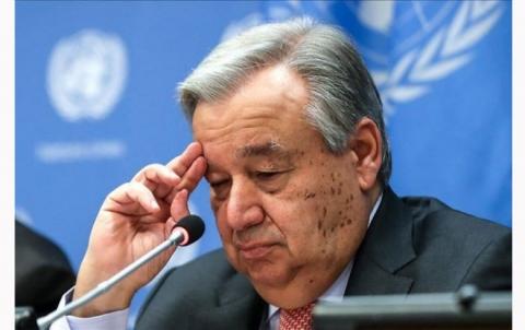 غوتيريش: قرار مجلس الأمن يضمن استمرار المساعدات الإنسانية لـ2.8 مليون سوري