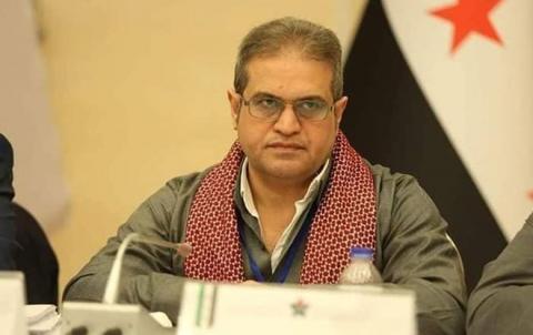 نائب رئيس الائتلاف يحضر الدورة الاعتيادية بالزي الكوردي