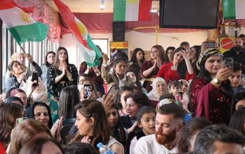 الحسكة... المجلس الوطني يحيي يوم المرأة العالمي