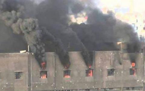 الذكرى الـ27 لمجزرة حريق سجن الحسكة