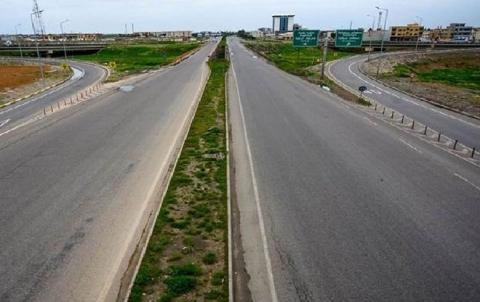 كوردستان تمدد حظر التجوال