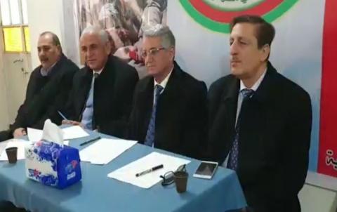 الأمانة العامة للـ ENKS تعقد اجتماعا في مدينة قامشلو