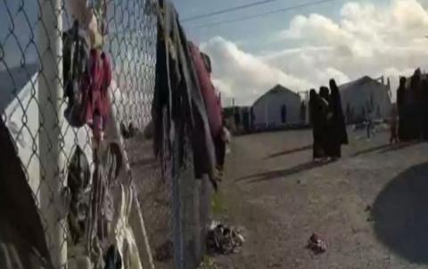 فرنسا تخصص القسط الأكبر من مساعدة إنسانية لمخيم