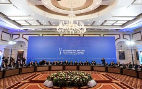كازاخستان: الجولة المقبلة من محادثات أستانا حول سوريا تعقد ف 25 و26 نيسان الحالي