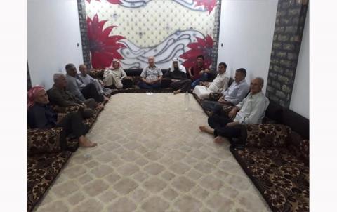 مجلس قرية كفري يناقش امور عدة خلال اجتماعه