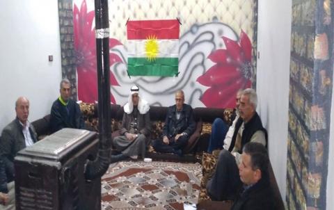 مجلس قرية كفرى دنا يعقد اجتماعه الاعتيادي