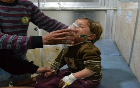 الخارجية البريطانية تؤكد أن هجمات اللطامنة المروعة هي جزء من سياسة الأسد ضد شعبه