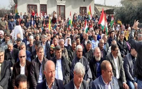 PDK-Sê semînarek bi bûneya roja jidayikbûna Barzaniyê Nemir li gundê Girê Reş lidar dixe