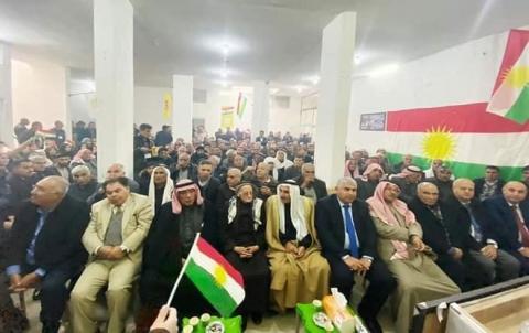PDK-S Ofîsa xwe li Kobanê vekir