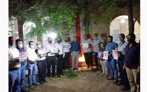 الحزب الديمقراطي الكوردستاني – سوريا يحيي ذكرى مجزرتي  كوباني وعامودا