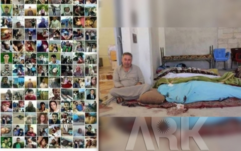 خمسة أعوام على ارتكاب إرهابيي داعش لمجزرة ليلة الغدر بكوباني