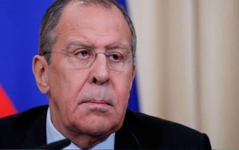 لافروف: روسيا ترفض تحويل سوريا إلى ساحة مواجهة بين دول المنطقة
