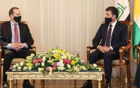 الولايات المتحدة تؤكد انها ستواصل دعم اقليم كوردستان