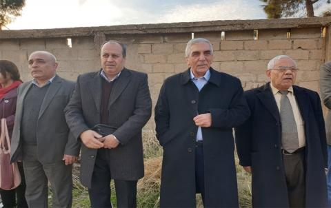 الـ PDK-S  يحيي الذكرى 11 لرحيل المناضل محمد نذير مصطفى في قامشلو