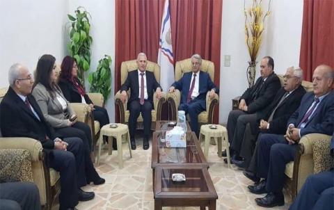 الحزب الديمقراطي الكوردستاني-سوريا ، يهنىءالاخوة والرفاق في المنظمة الاثورية الديمقراطية باختتام ونجاح اعمال مؤتمرها الثالث عشر