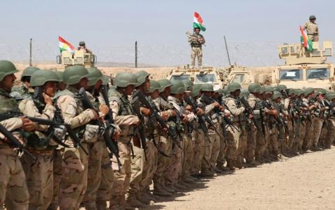واشنطن: ملتزمون بالوقوف مع البيشمركة لضمان هزيمة داعش