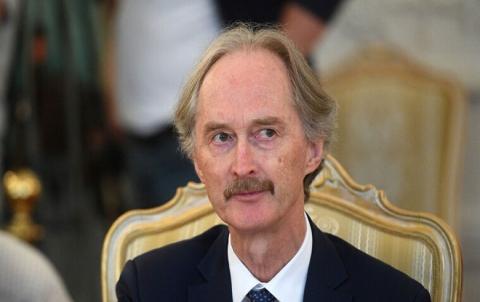 بيدرسن يتوقع اجتماع اللجنة الدستورية السورية في شباط