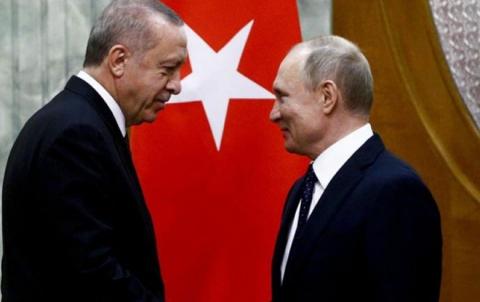 بوتين: التعاون التركي الروسي يمكنه الدفع بالحوار السوري قدمًا