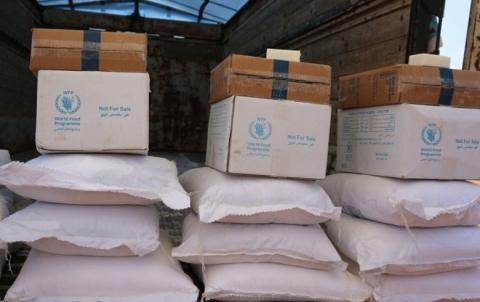 مندوب واشنطن : ندعم كافة الإمكانيات لإيصال المساعدات الإنسانية إلى سوريا