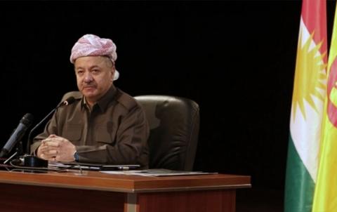 الرئيس بارزاني يعزي ذوي ضحايا غرق عبارة الموصل