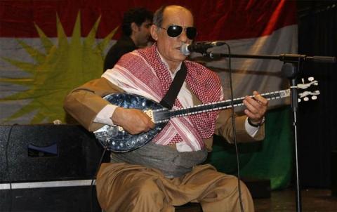 الحزب الديمقراطي الكوردستاني –سوريا يحيي الذكرى السنوية الاولى لرحيل الفنان سعيد كاباري