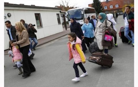 قرار ألماني يسمح للسوريين بإحضار ما يصل إلى 100 من أفراد عائلاتهم