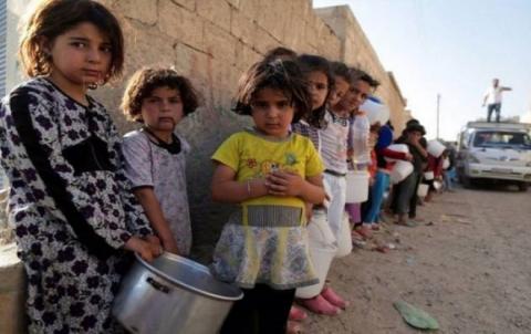 برنامج الأغذية العالمي يحذر من انضمام 2.2 مليون سوري لقائمة الجوع والفقر