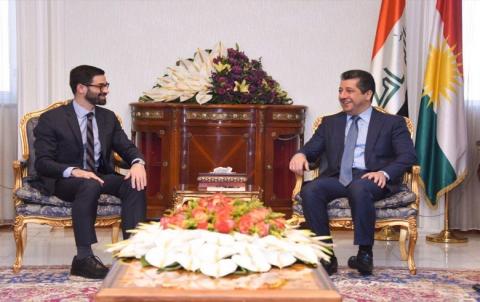 وفد امريكي: واشنطن تنظر إلى إقليم كوردستان حليفاً مهماً في المنطقة