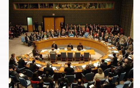 فيتو روسي صيني مزدوج ضد مشروع قرار نقل المساعدات الإنسانية لسوريا