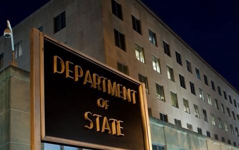 الخارجية الأمريكية تتهم وفد النظام السورية بمحاولة تعطيل عمل اللجنة الدستورية