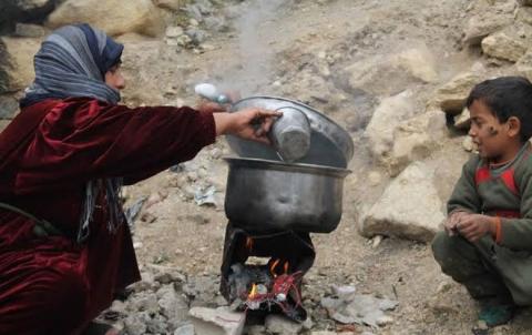 الأمم المتحدة : 60 بالمئة من السوريين لا يصلهم الغذاء بشكل منتظم