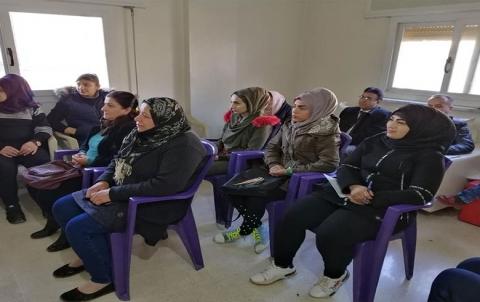 اتحاد نساء كوردستان -سوريا يقيم ورشة عن إستراتيجية العقل الباطن