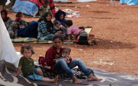 UNICEF daxwaza parastina zarokan li Sûriyê dike