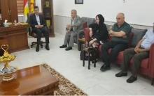 تنظيم زاخو لـ PDK-Sê يبارك للشعب الكوردستاني بالرئاسة الجديدة للإقليم