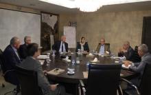 رئاسة الـENKS تبدأ بعقد اجتماعاتها في هولير