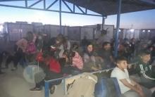وصول 1000 لاجئ من كوردستان سوريا إلى الإقليم