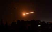 إسرائيل تنفذ ضربات جوية على أهداف عسكرية في سوريا