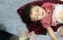 استشهاد طفل كوردي بطلقة من أحد المسلحين في عفرين