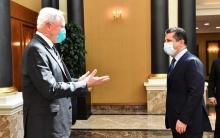 Nûnerê Amerîka rola Serok Barzanî û Hikûmeta Kurdistanê di nêzîkkirina aliyên Rojavayê Kurdistanê de bilind nirxand
