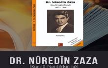 Di 100 Saliya Rojbûna Dr. Nûredîn Zaza de, Nivîskar Konê Reş pirtûkek berhev kir