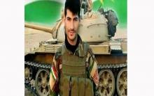 الذكرى السنوية الرابعة  لاستشهاد البيشمركة محمد أمين أحمد سلو
