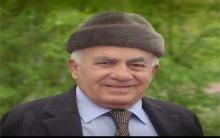 الذكرى السنوية الأولى لرحيل الشخصية الوطنية مصطفى سمكمور