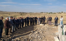 الـ PDK-S يحيي أربعينية آزاد نوري مرعي في قرية آلا قوس