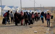 Şeva borî 344 penaberên Rojavayê Kurdistanê gehiştin Herêma Kurdistanê