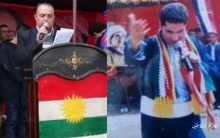 اختطاف عضوين من اعضاء المجلس الوطني ومصادرة اجهزة ومعدات فرقة فلكلورية من قبل مسلحيPYD