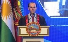 جامعة صلاح الدين تمنح الدكتوراه الفخرية لعالم كوردي